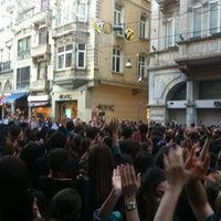 Photo taken at İstanbul Barosu by Mry on 6/3/2013