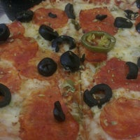 Photo taken at Opera Pizza by Olle N. on 7/24/2013