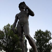 Photo taken at Statue of David by Jerry F. on 9/14/2012