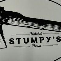 Photo taken at Stumpy's Hatchet House by Chuck F. on 5/14/2016