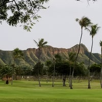 Photo taken at Ala Wai Golf Course by Jessica L. on 12/11/2017