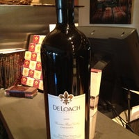 Photo taken at De Loach Winery & Vineyards by Craig H. on 12/11/2012