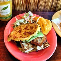 Photo taken at Pica Pica Arepa Kitchen by Jerome M. on 3/9/2013