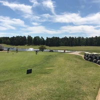 Photo taken at The Golf Club at Brickshire by Andy L. on 5/18/2017