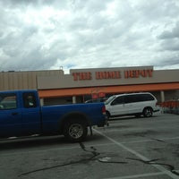 Photo taken at The Home Depot by John on 7/27/2013