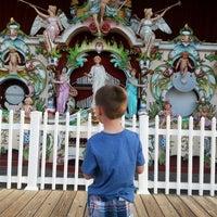 Photo taken at Pavilion Nostalgia Park by Donna S. on 6/20/2013