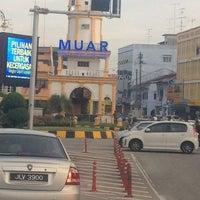 Photo taken at Muar by Izzat Z. on 1/7/2013