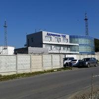 Photo taken at Адлерская ТЭС by Олег В. on 10/30/2014