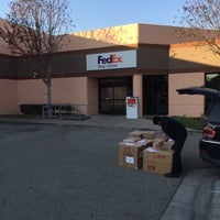 Photo taken at FedEx Ship Center by Anthony M. on 12/30/2015