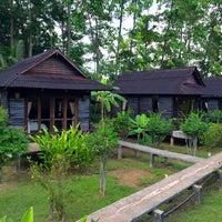 Photo taken at Mook Lanta Eco Resort by Jan D. on 11/28/2015