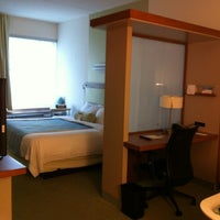 Photo taken at SpringHill Suites By Marriott by Catherine W. on 11/14/2012