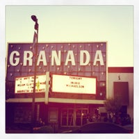 Photo taken at The Granada by Leland W. on 10/4/2012