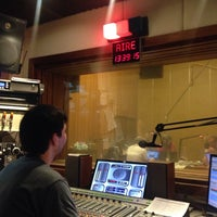 Photo taken at LS1 Radio de la Ciudad by Diego R. on 11/24/2014