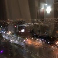 Photo taken at Hotel & Plaza Stadium by Samantha R. on 1/6/2018