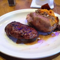 Photo taken at Texas Roadhouse by Nick P. on 8/20/2016