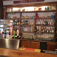 Photo taken at Rúla Búla Irish Pub and Restaurant by Stacy A. on 12/13/2012