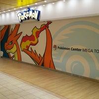 Photo taken at Pokémon Center Mega Tokyo by Kouratsuki on 12/16/2014