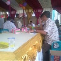 """Photo taken at """"Kedatun Keagungan"""" Lampung by M Harirama K. on 9/20/2012"""