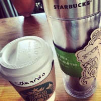 Photo taken at Starbucks by Eduardo Z. on 7/7/2013