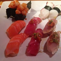 Photo taken at Fusion Sushi by Victor O. on 8/12/2014
