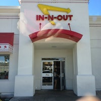 Photo taken at In-N-Out Burger by Dina D. on 2/16/2013