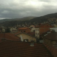 Photo taken at Prizren City Hostel by Raleigh M. on 1/20/2014