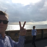 Photo taken at Kulhuse Havn by Ricky S. on 7/16/2016
