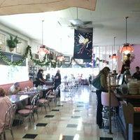 Photo taken at Sugar Bowl Ice Cream Parlor Restaurant by Anna K. on 11/26/2012
