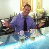 Photo taken at The Fish Sushi and Asian Grill by Rachel T. on 7/22/2012