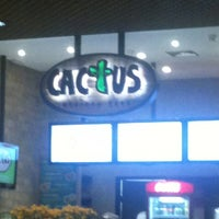Photo taken at Cactus Mexican Food by Matheus S. on 4/2/2012