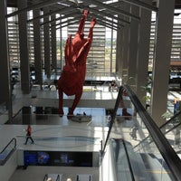 Photo taken at Central Terminal B / Landside by Anthony V. on 5/19/2012