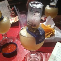 Photo taken at On The Border Mexican Grill & Cantina by Katie K. on 8/25/2012