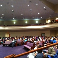 Photo taken at Indian Creek PB  Church by Roberto B. on 7/24/2012