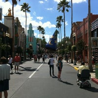 Photo taken at Hollywood Boulevard by Mark S. on 3/1/2012