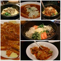 Photo taken at Ccozi n friends - korean dining food by Martha M. on 11/30/2014