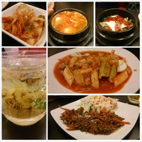 Photo taken at Ccozi n friends - korean dining food by Martha M. on 1/3/2014