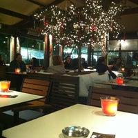 Photo taken at Θέατρον Cafe by Gönül B. on 11/23/2012
