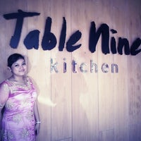 Photo taken at Table 9 by Ellie U. on 5/10/2014
