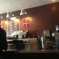 Photo taken at Gorilla Coffee by Rafael D. on 2/26/2013