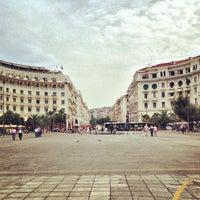 Photo taken at Thessaloniki by Giorgos S. on 5/16/2013