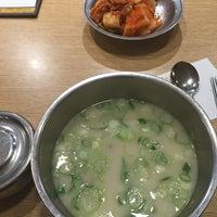 Foto diambil di 신선설농탕 oleh Sojin S. pada 4/10/2016