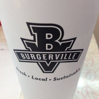 Photo taken at Burgerville, USA by Raul M. on 1/19/2014