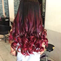 Photo taken at Hair Secret Salon by Emily S. on 8/8/2015