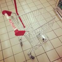 Photo taken at Auchan by bibichat .. on 4/13/2013