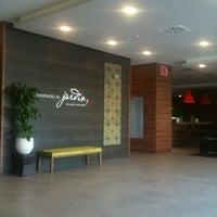 Photo taken at Hilton Garden Inn Sevilla by Lavendellady on 7/13/2013