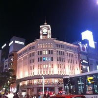Photo taken at Ginza Station by min c. on 11/2/2012