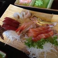 Photo taken at Goya Sushi & Grill Restaurant by Niels v. on 3/5/2013