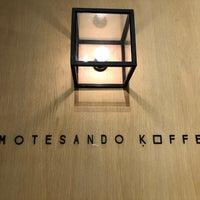Foto scattata a Omotesando Koffee da Supattra J. il 9/5/2018