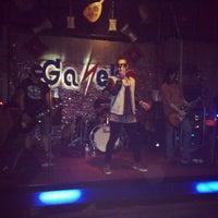 Photo taken at Gazebo Club & Restaurant by Fond R. on 4/30/2013