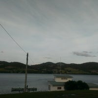 Photo taken at Huon Yacht Club by Mixy L. on 7/3/2013
